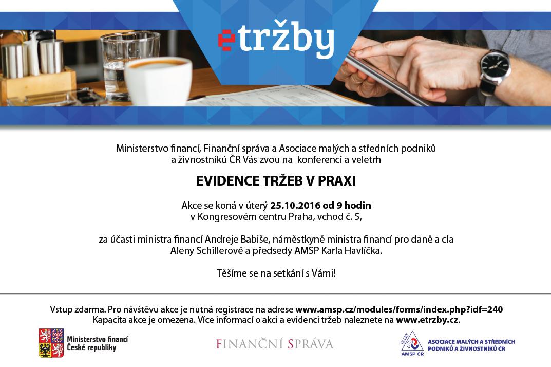 pozvánka EET Praha